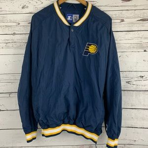 Indiana Pacer Starter Pullover